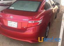 toyota yaris 2016 want to give rent.